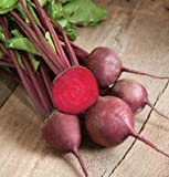photo: buy David's Garden Seeds Beet Red Ace D125 (Red) 200 Organic Hybrid Seeds online, best price $8.49 new 2018-2017 bestseller, review
