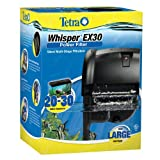 photo: buy Tetra Whisper EX Silent Multi-Stage Power Filter for Aquariums online, best price $15.94 new 2019-2018 bestseller, review