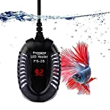 photo: buy FREESEA Small Aquarium Betta Submersible Heater with LED Temperature Display (50-300Watt) online, best price $23.80 new 2019-2018 bestseller, review