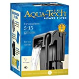 photo: buy AquaTech Power Aquarium Filter, 5 to 15-Gallon Aquariums online, best price $12.97 new 2019-2018 bestseller, review