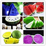 photo: buy 2017 Watermelon seeds 50pcs fruit vegetable seeds Garden Home plant Blue Yellow Green Watermelon Purple online, best price $8.99 new 2018-2017 bestseller, review