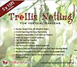 photo: buy TRELLIS NETTING for SMART GARDENERS: Supports Tomatoes, Vegetables & Fruit to Grow Upright, Bonus: 5 Creative Ways to Use Garden Netting Ebook online, best price  new 2018-2017 bestseller, review